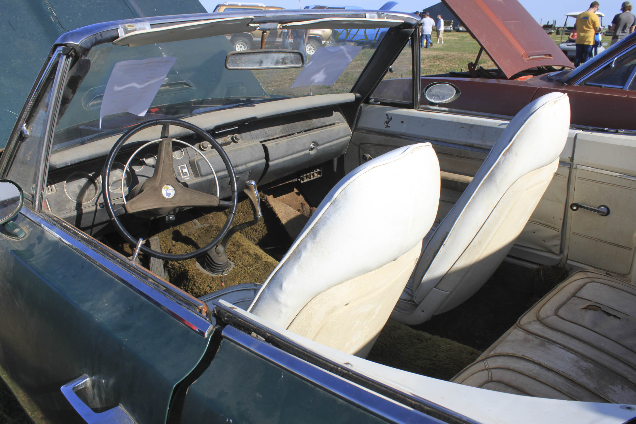 1970 Plymouth Road Runner Inside Other View