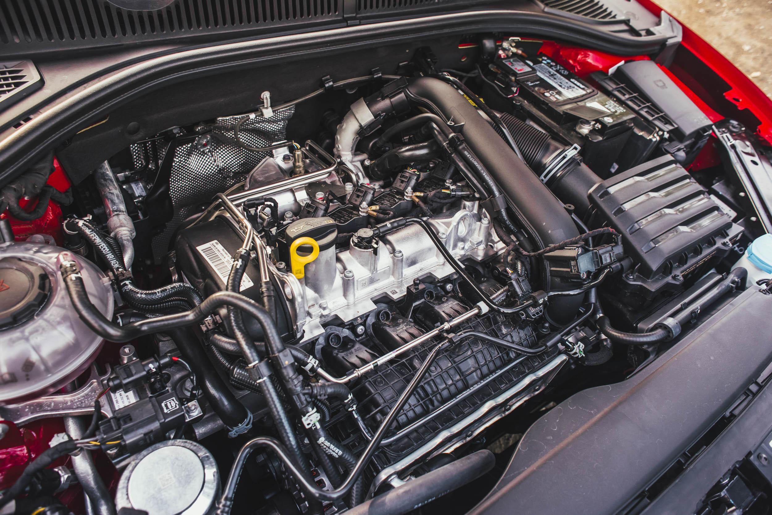 volkswagen jetta engine