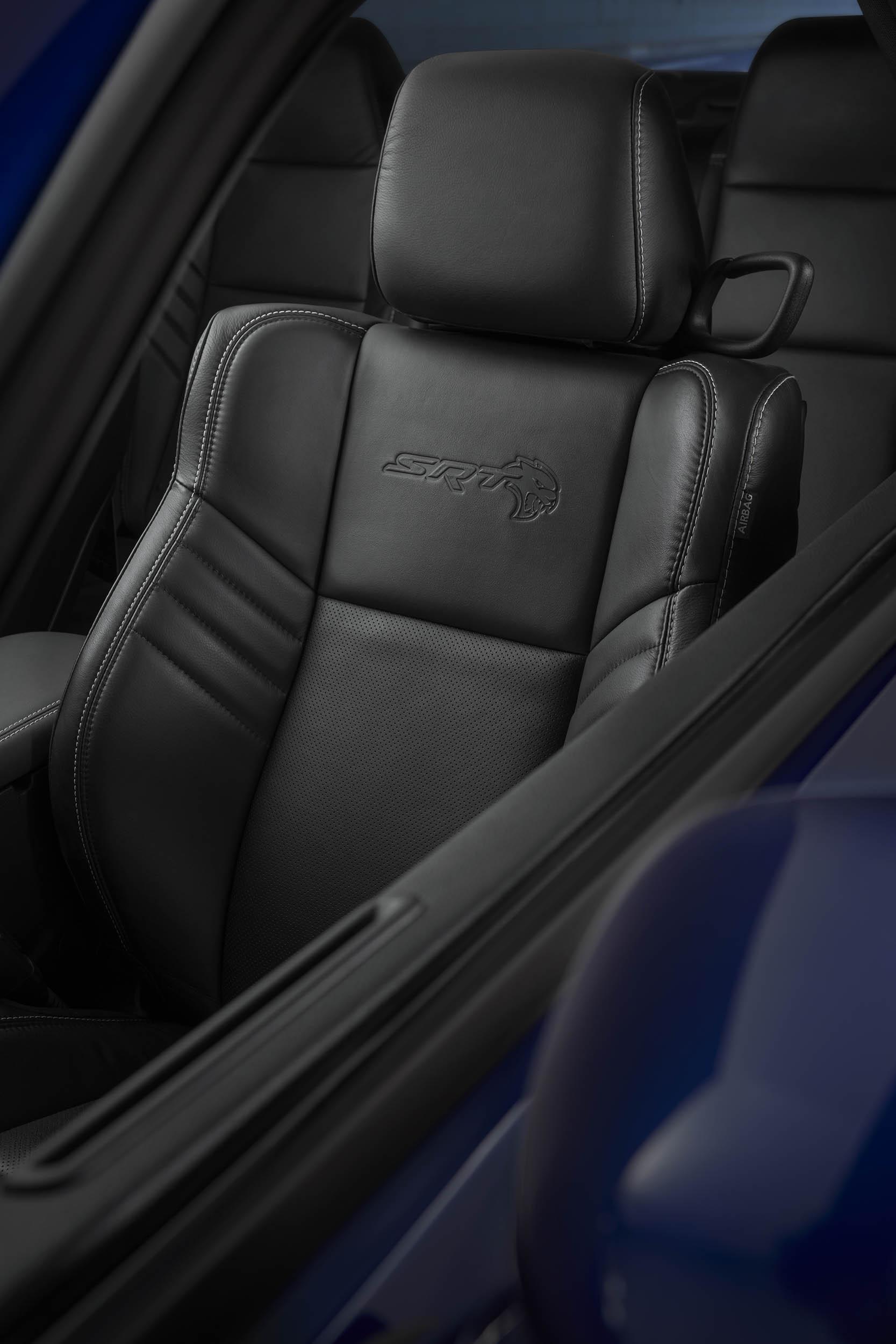 2019 Dodge Challenger SRT Hellcat Redeye Widebody interior seat