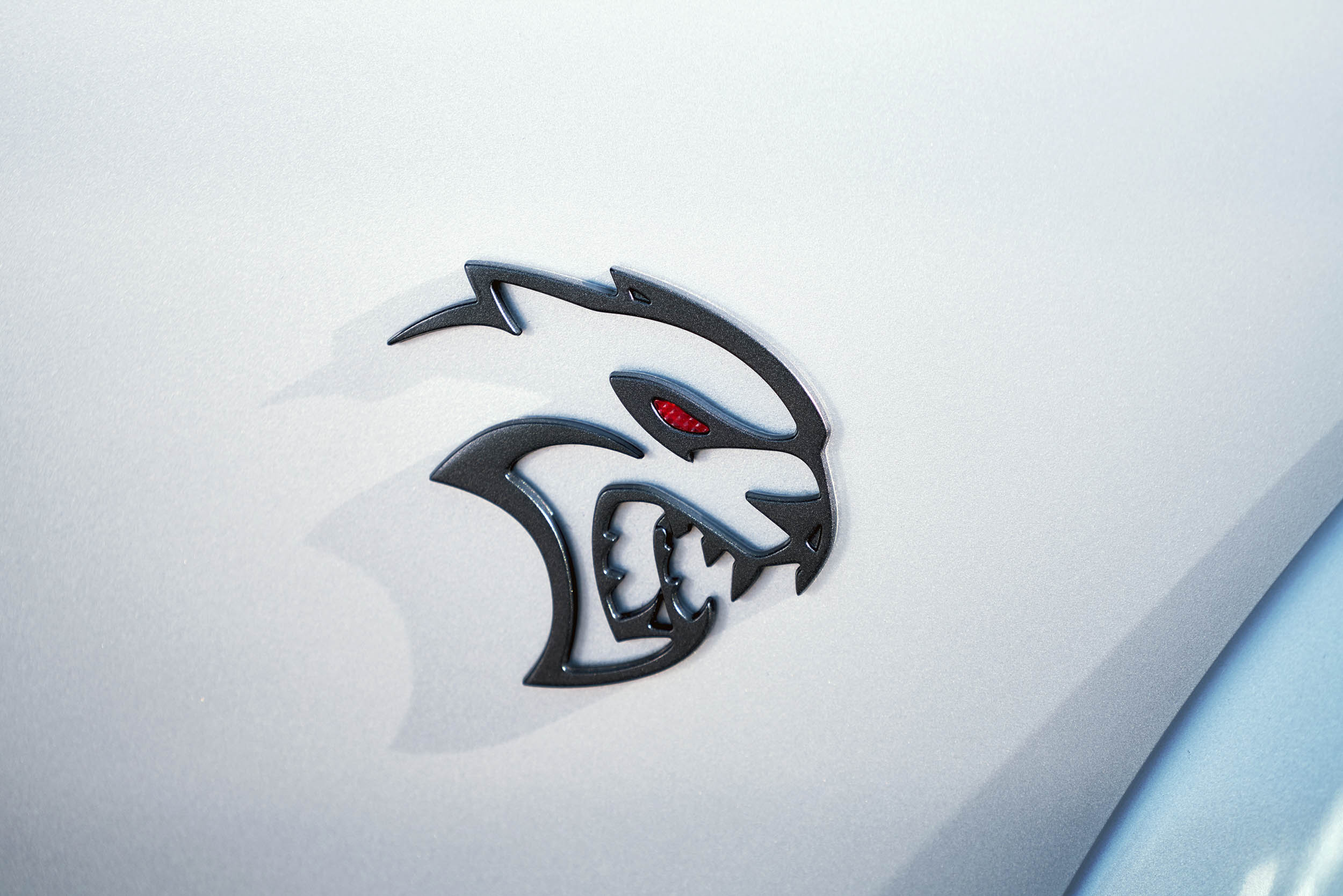 2019 Dodge Challenger SRT Hellcat Redeye Widebody - fender badge