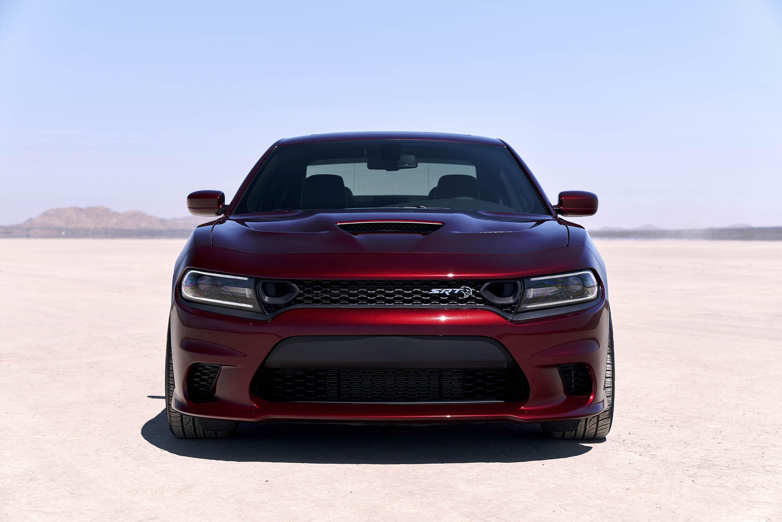 2019 Dodge Charger SRT Hellcat front