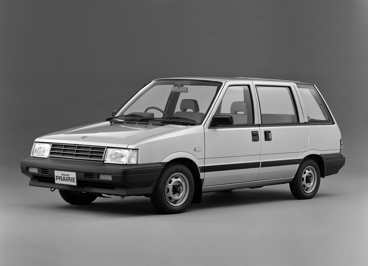 1982 Nissan Stanza Wagon