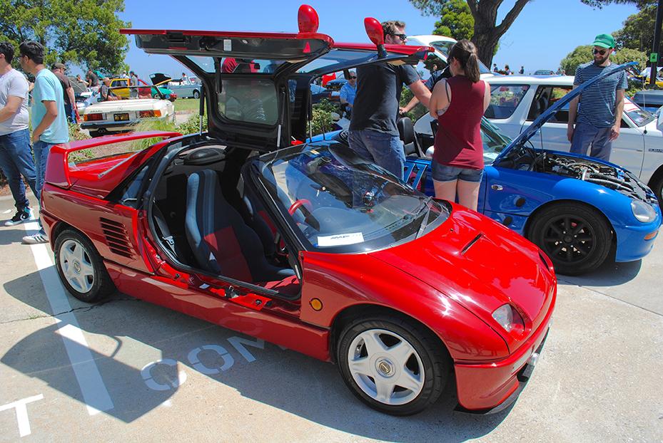 1992 Mazda AZ1