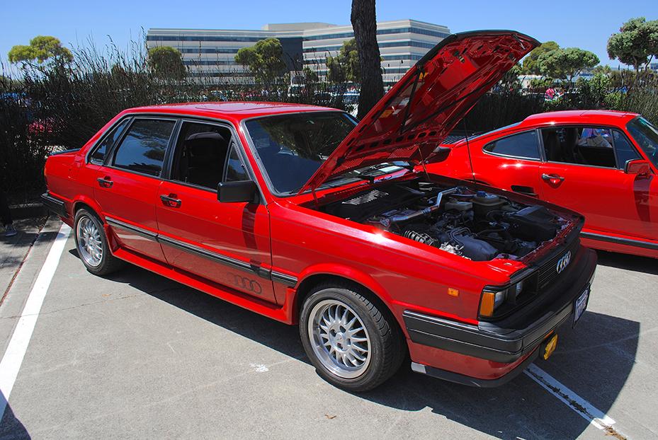 Audi 4000s Quattro