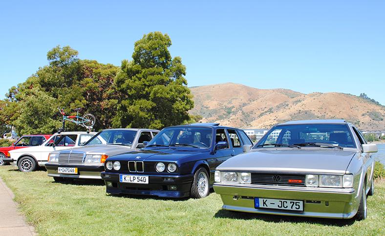 Radwood  cars