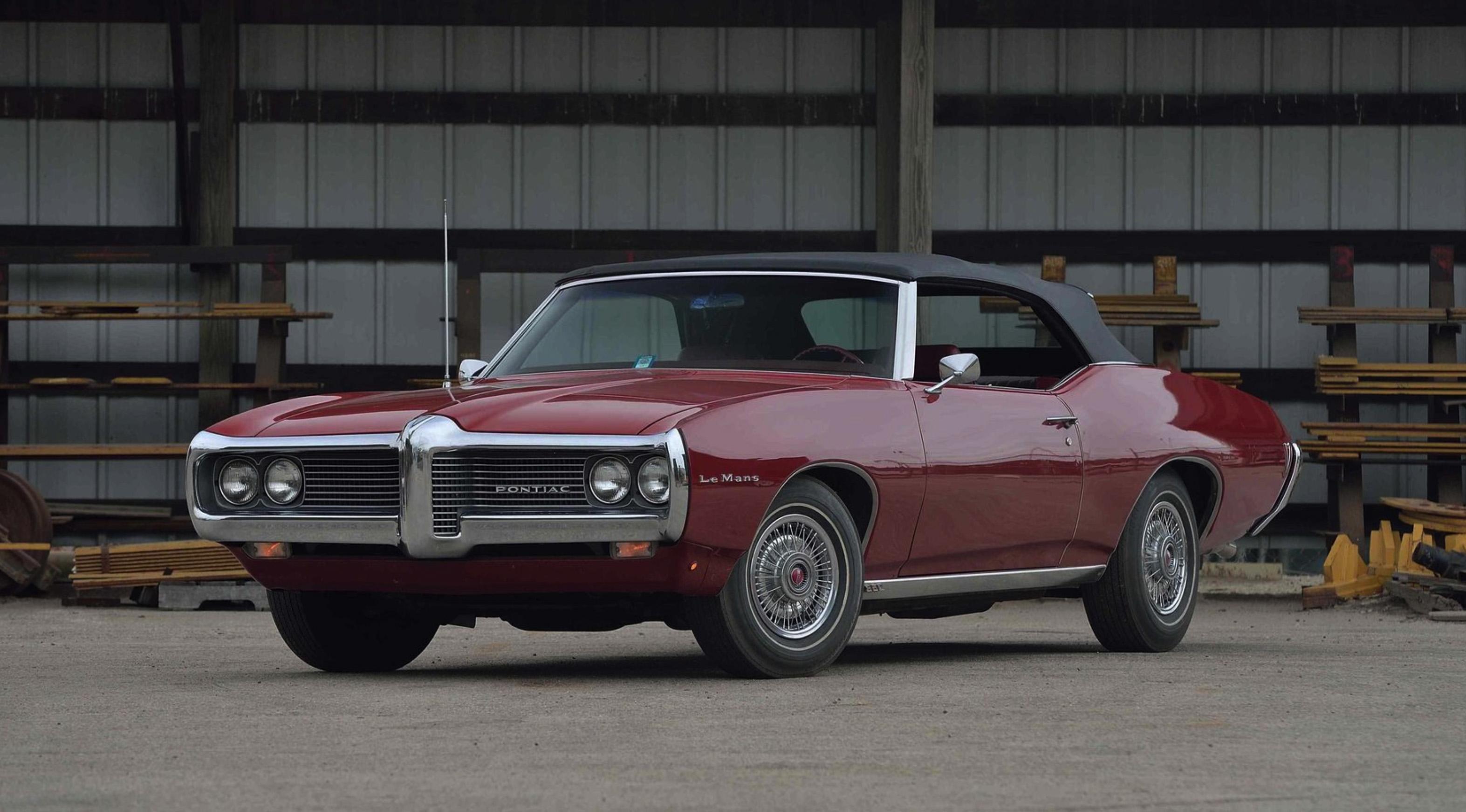 1969 LeMans 350