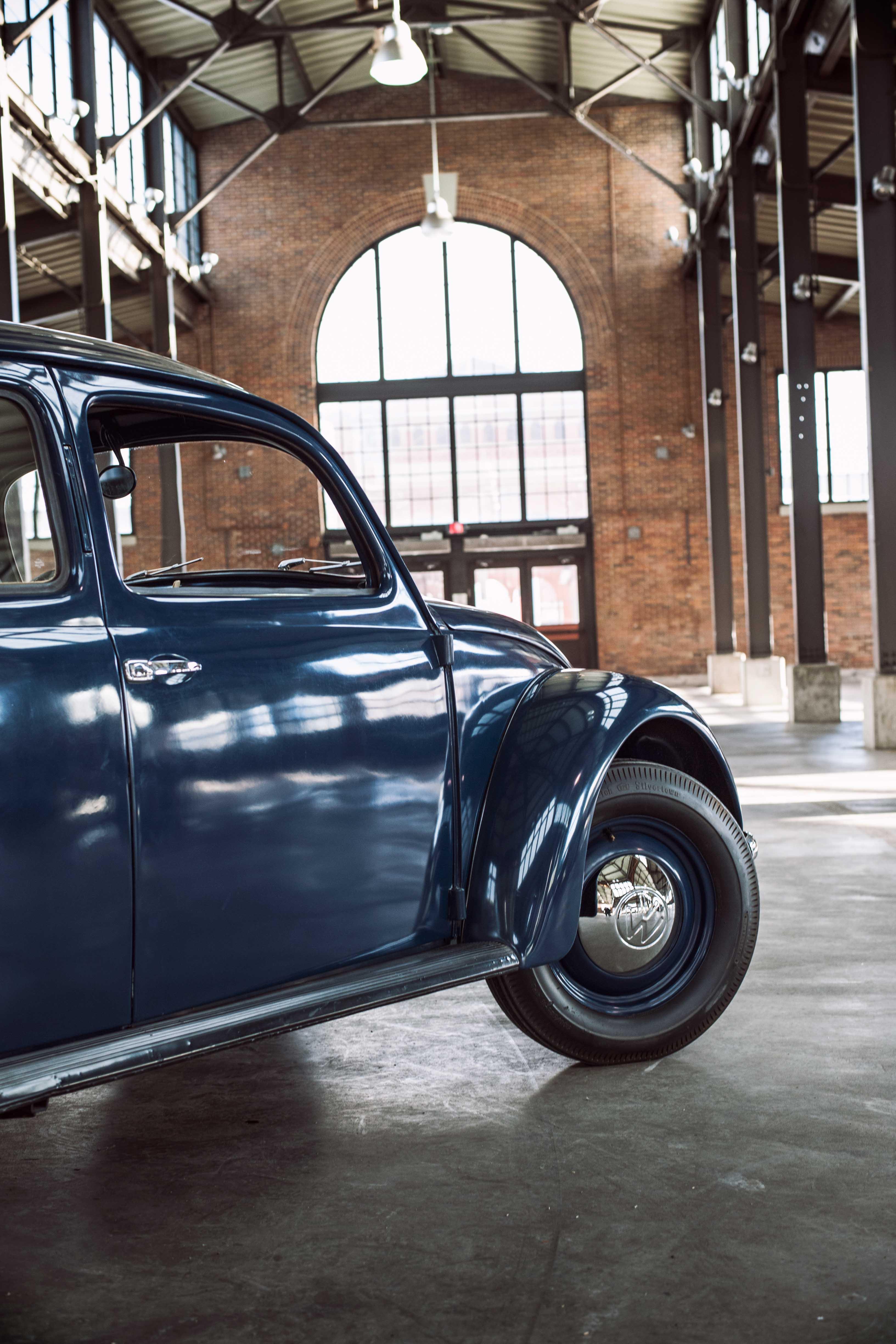 1949 Volkswagen front side