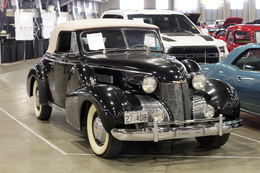 leake tulsa 2018 1939 cadillac series 61