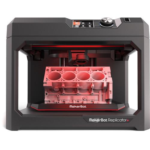 MakerBot 3D Scanner and Printer