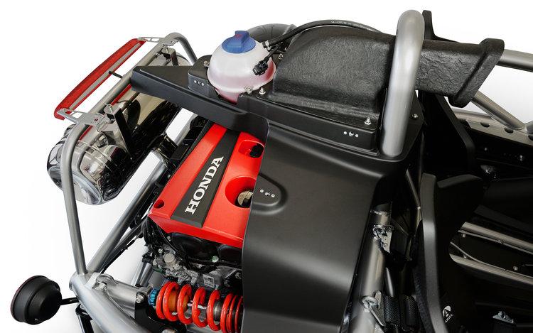 2019 Ariel Atom 4 engine