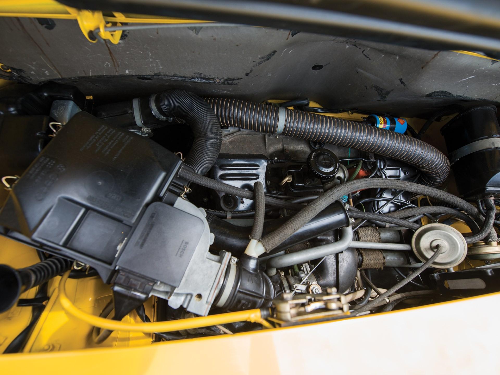 1975 Porsche 914 engine