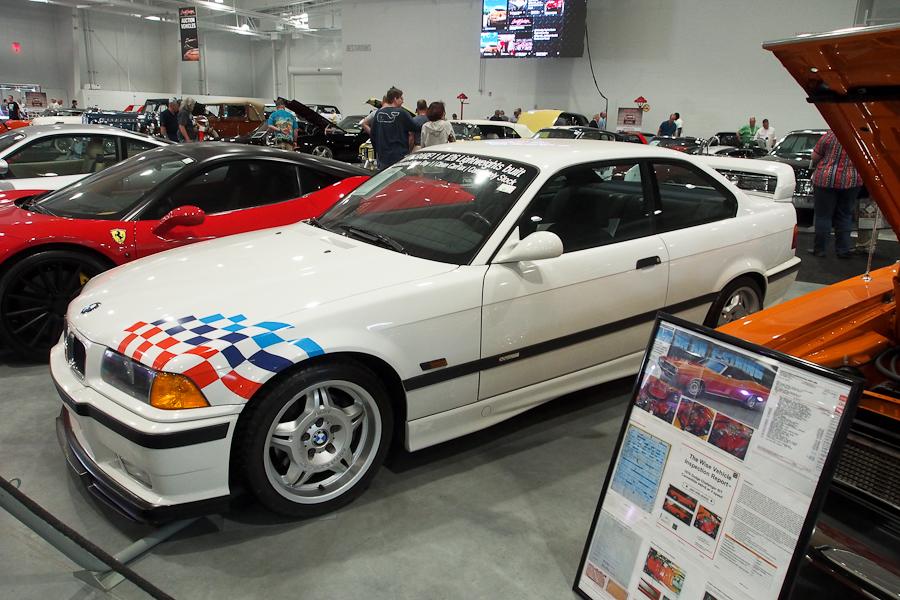 1995 BMW M3 Lightweight Coupe