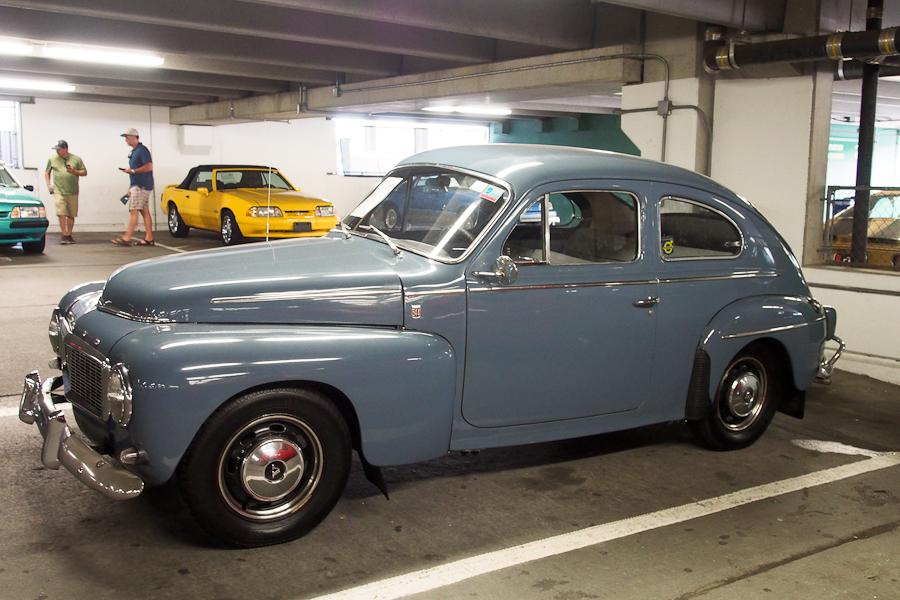 1965 Volvo PV544 2-Door Sedan