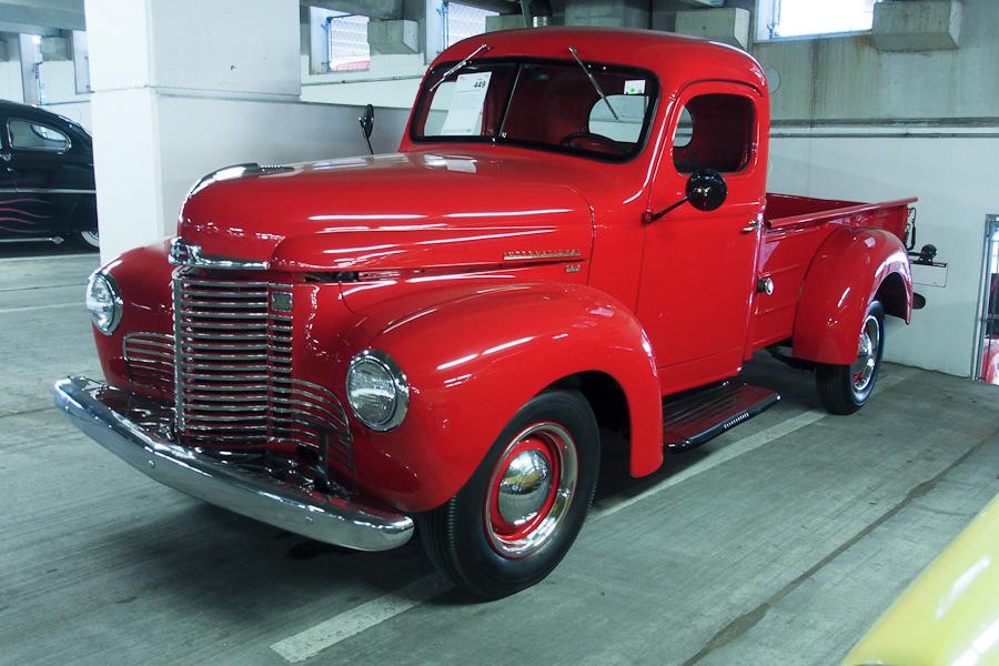 1949 International KB2 Pickup