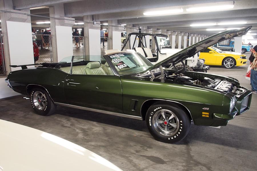 1972 Pontiac LeMans Convertible