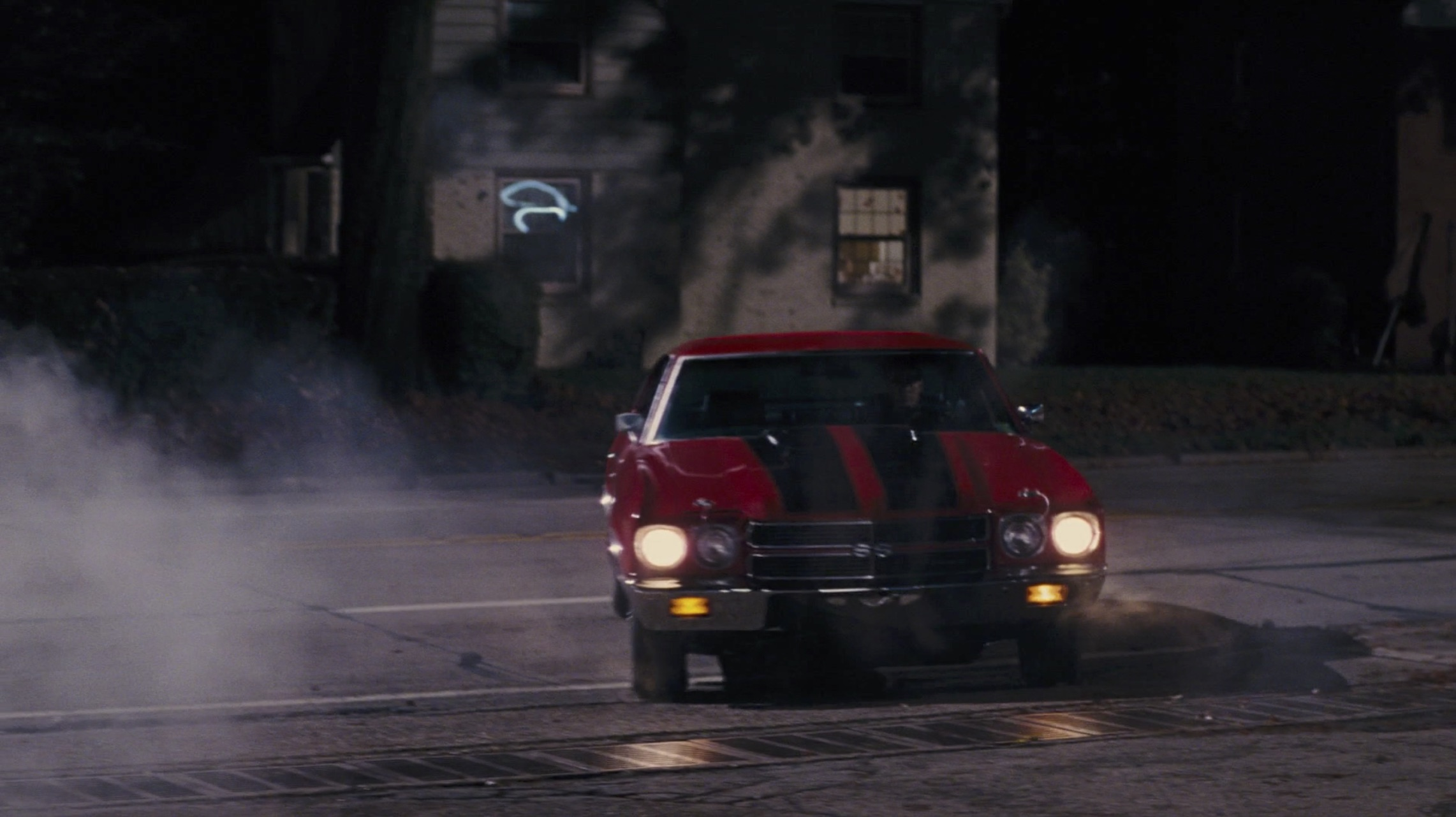 Jack Reacher Chevelle turn