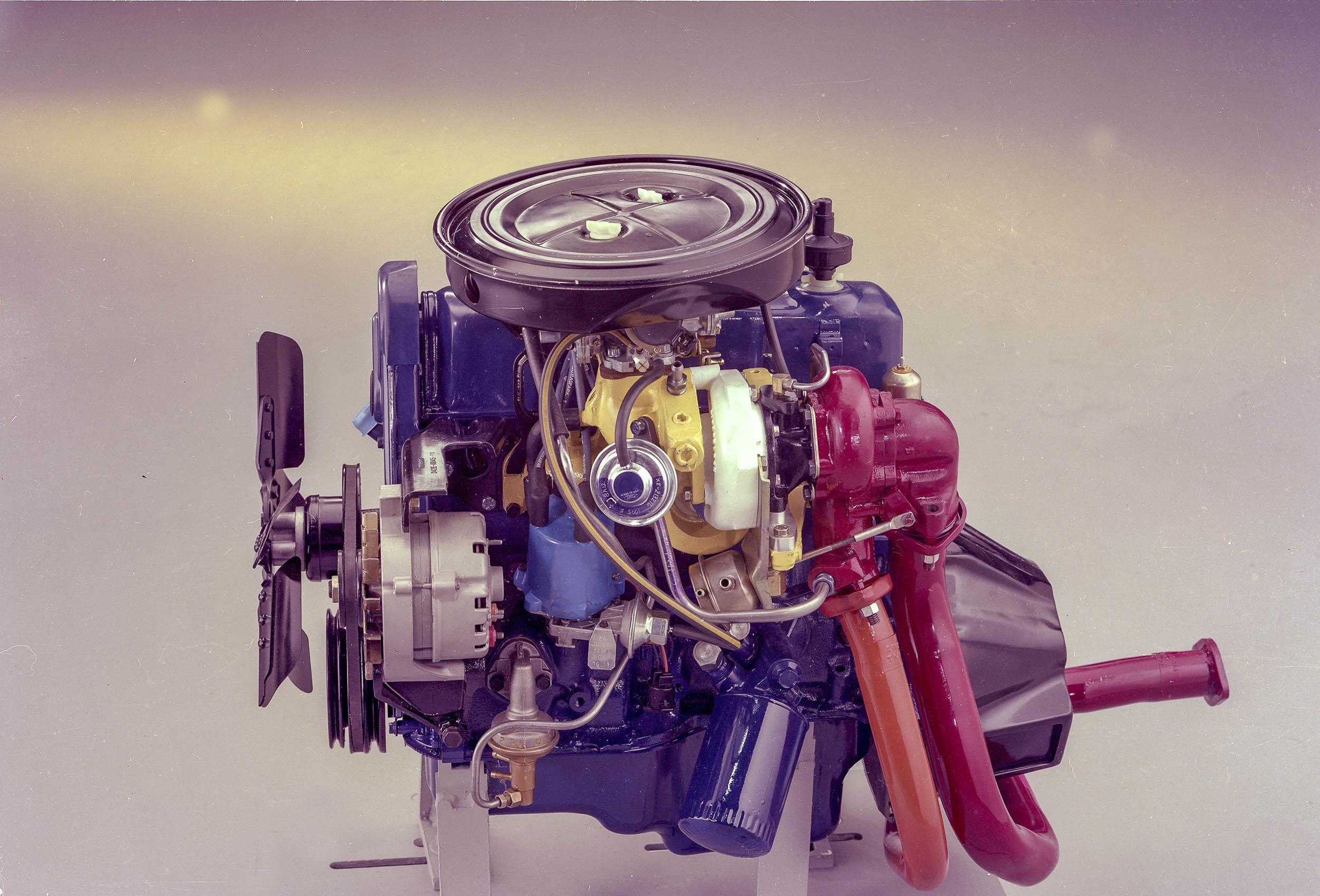 Turbo Mustang progenitor