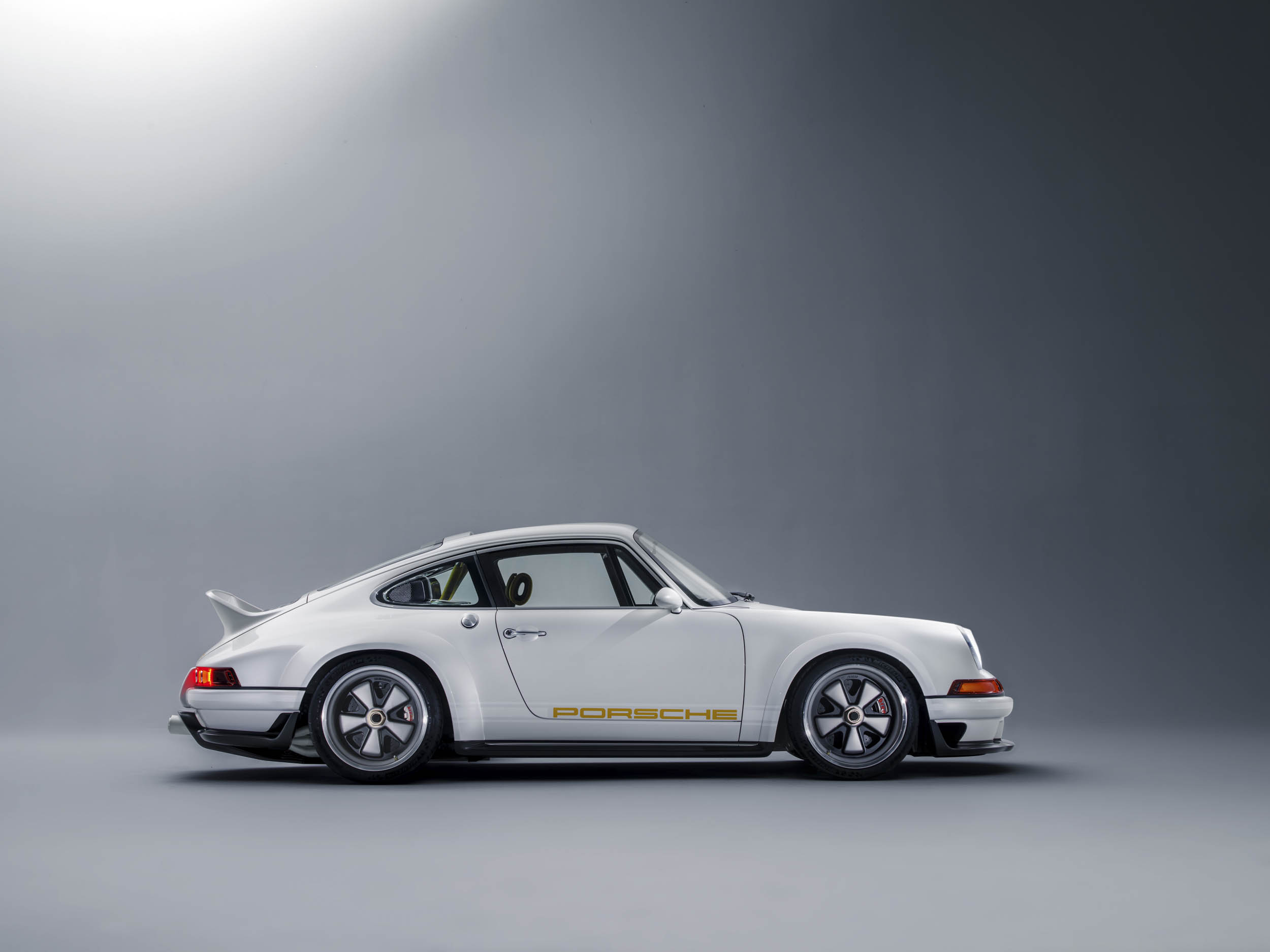 1990 Porsche 911 (964), reimagined by Singer profile