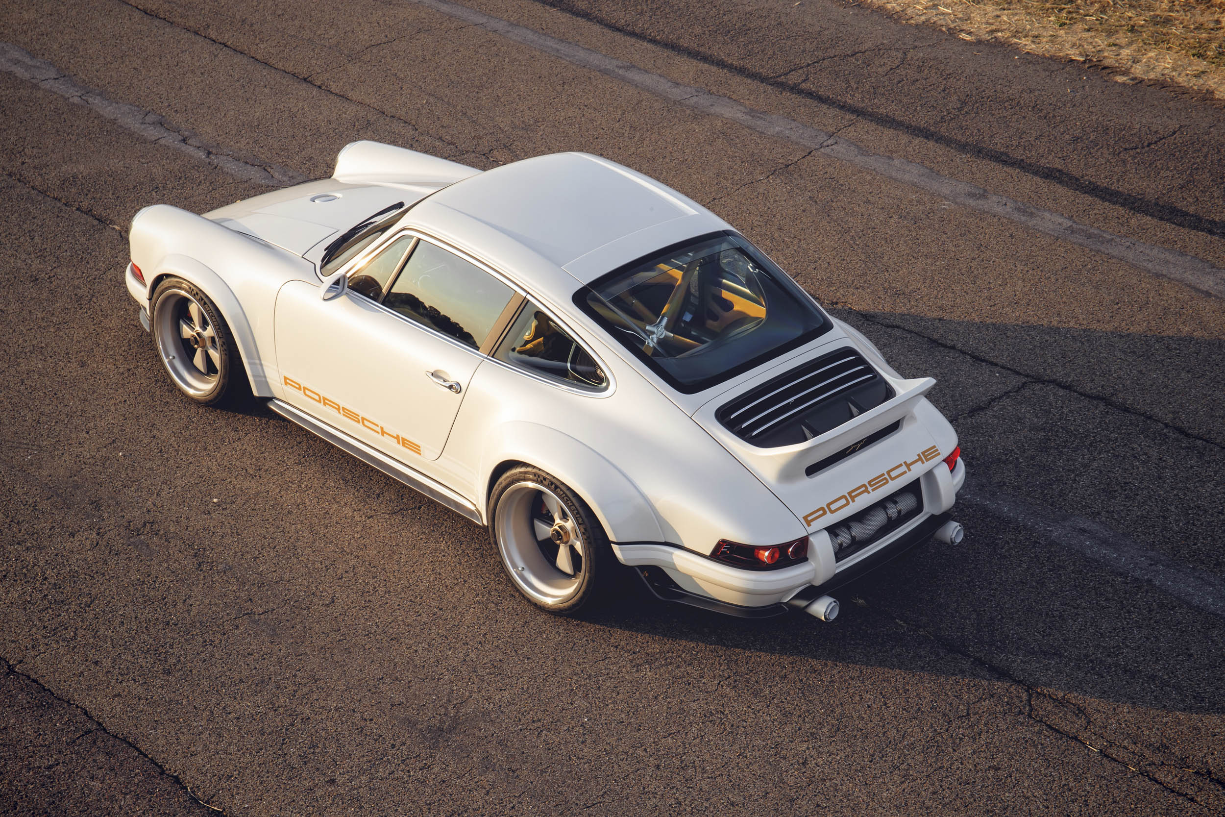1990 Porsche 911 (964), reimagined by Singer