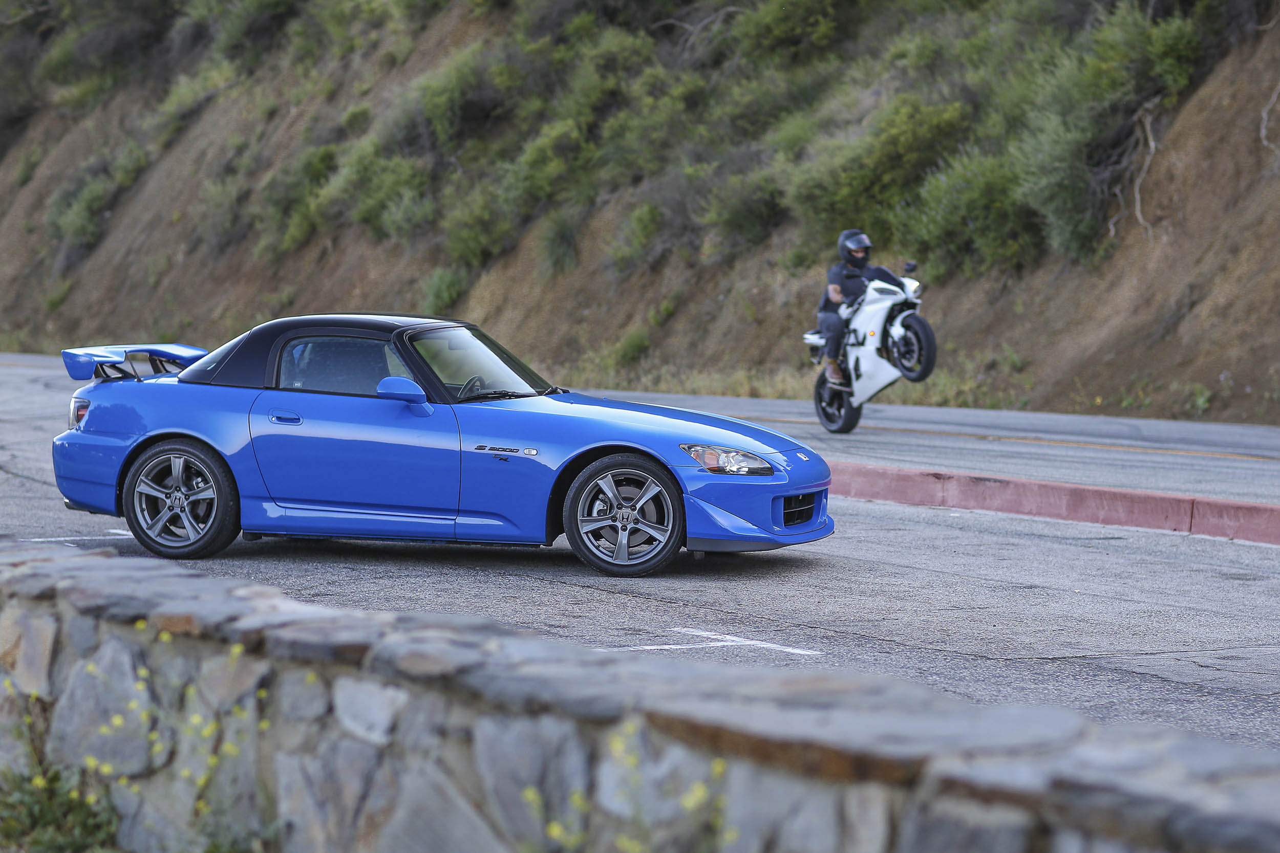 Honda S2000 club racer