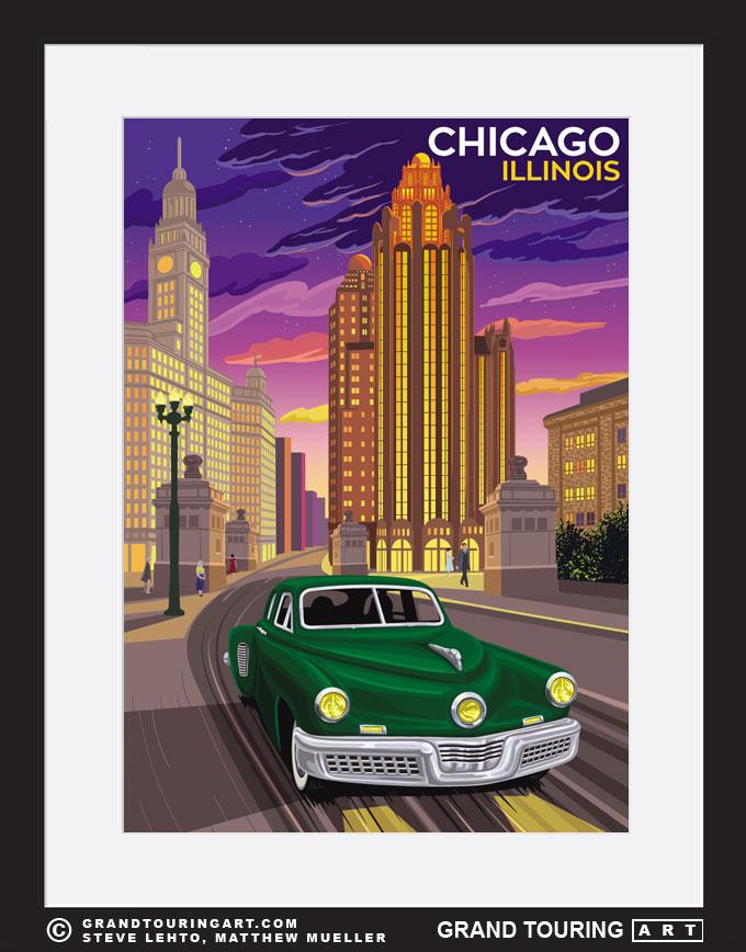 Piotr Jędrzejuk Chicago Illinois art