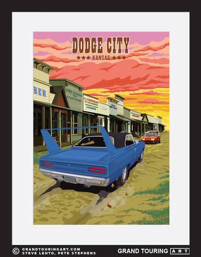 Piotr Jędrzejuk Dodge City Kansas