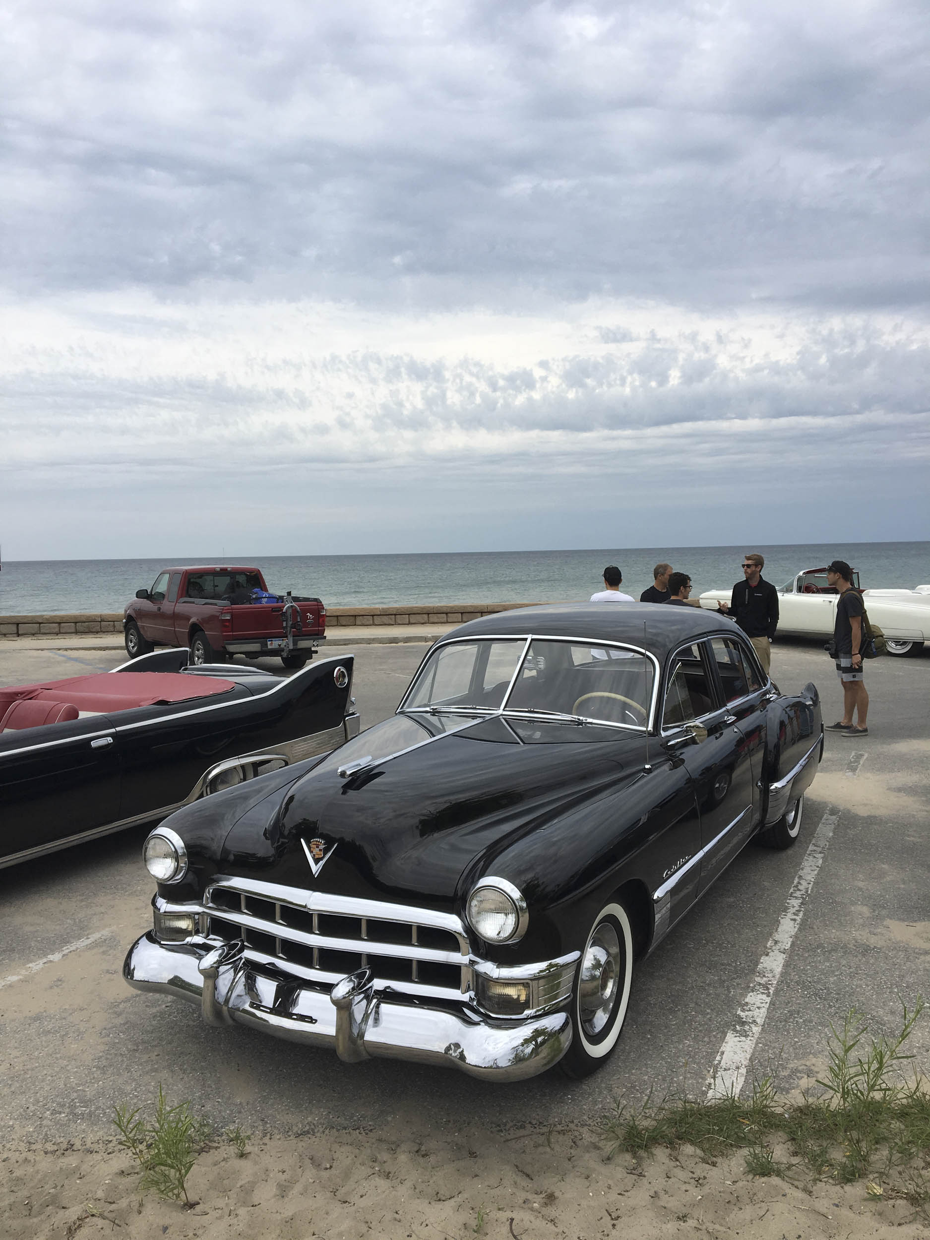 1949 Cadillac by the bay