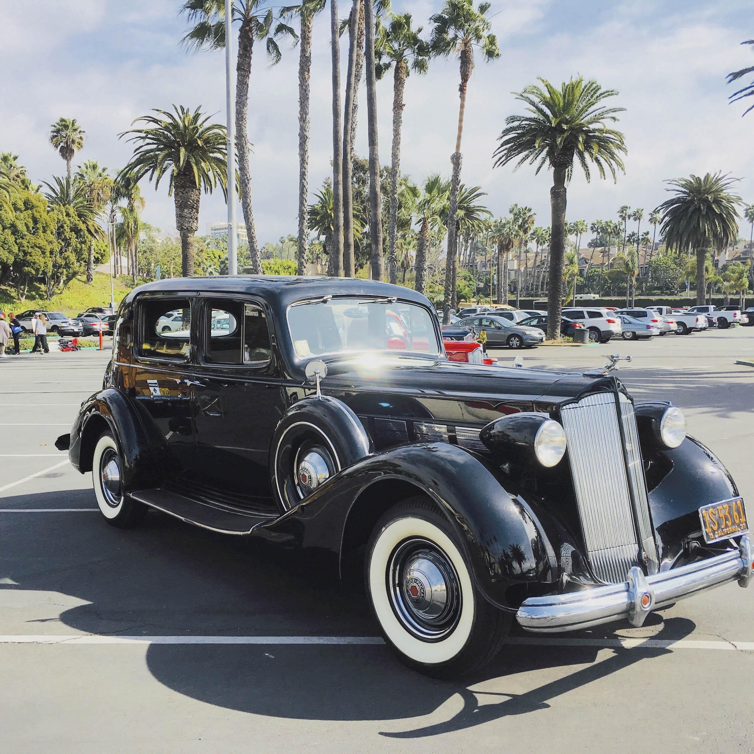 1938 Packard super eight brougham