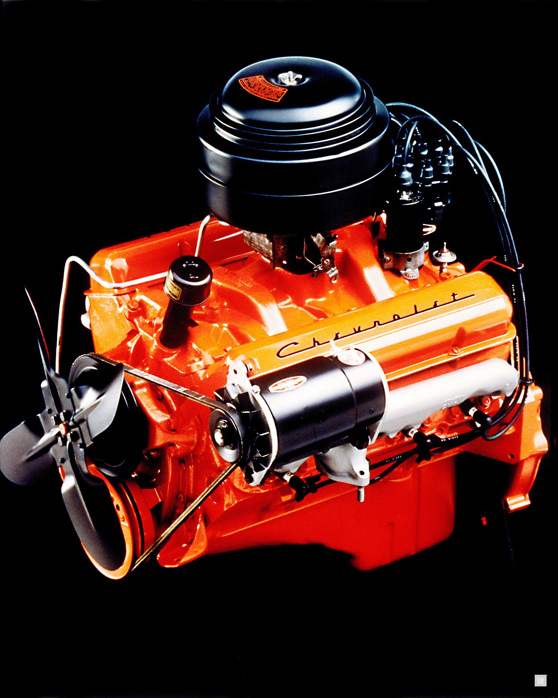 1955 Chevrolet Small Block V-8
