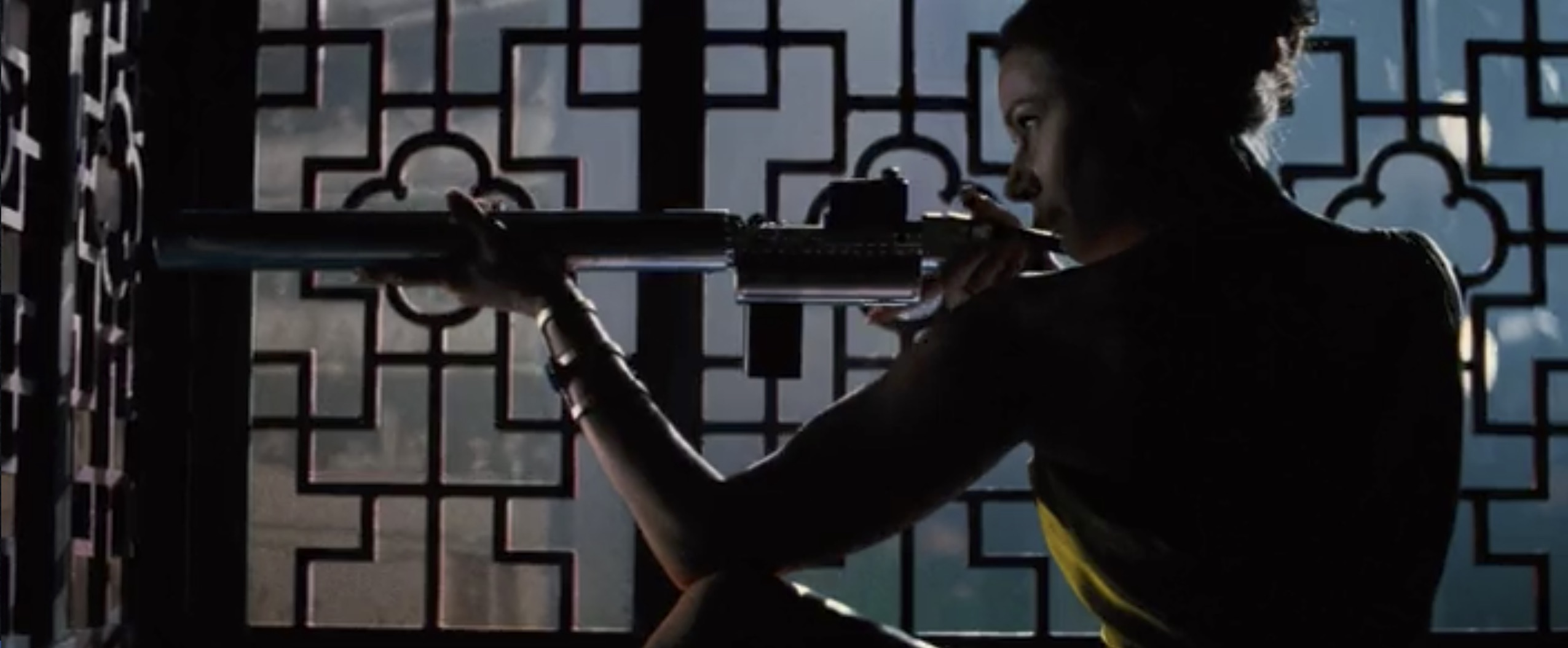 Mission Impossible: Rogue Nation hiding in shadows