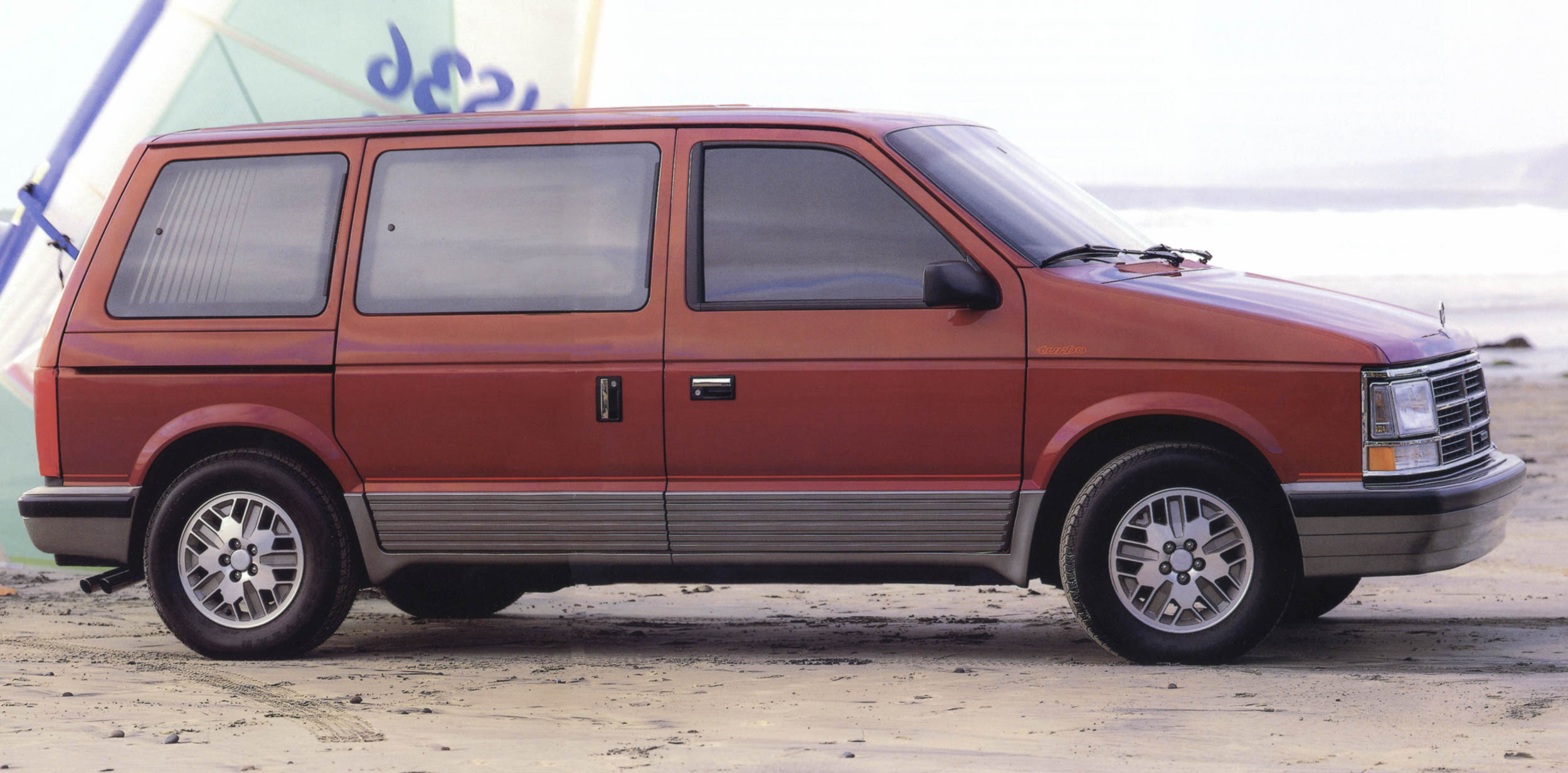 Turbo Plymouth Grand Voyager