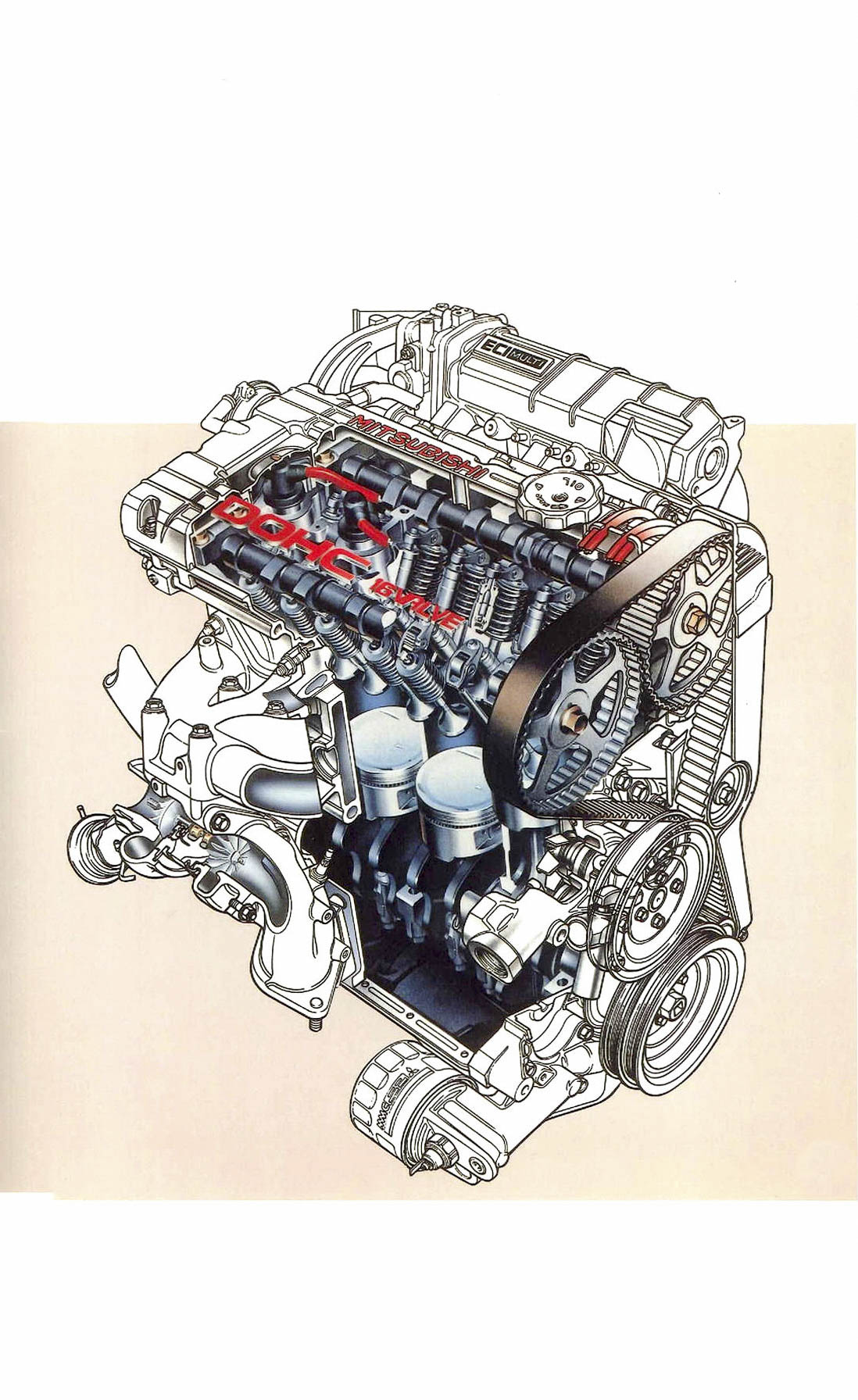 The 1989 Dodge Colt turbo was powered by the DOHC 1.6-liter version of the Mitsubishi 4G63 four-cylinder engine that was to '90s and 2000s tuners what the Flathead Ford V-8 was to '40s and '50s hot-rodders.