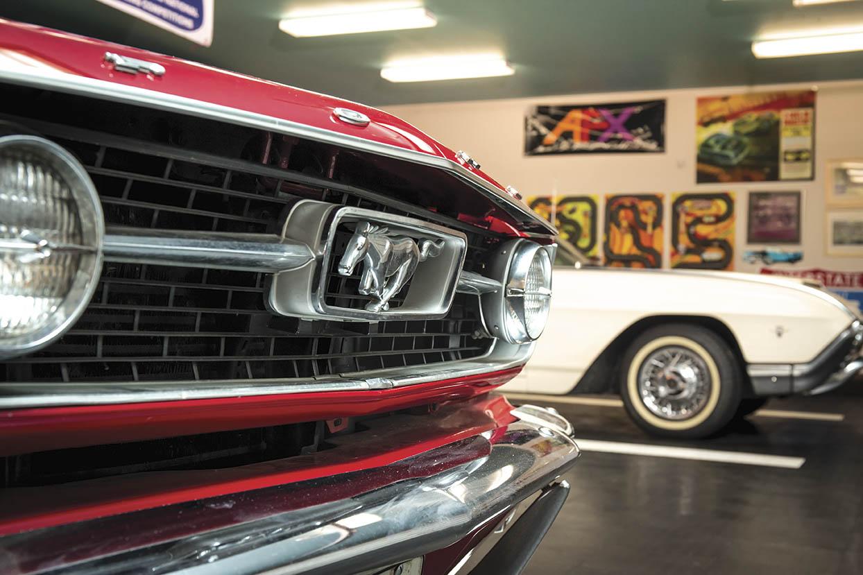 Cars of Bob Beers