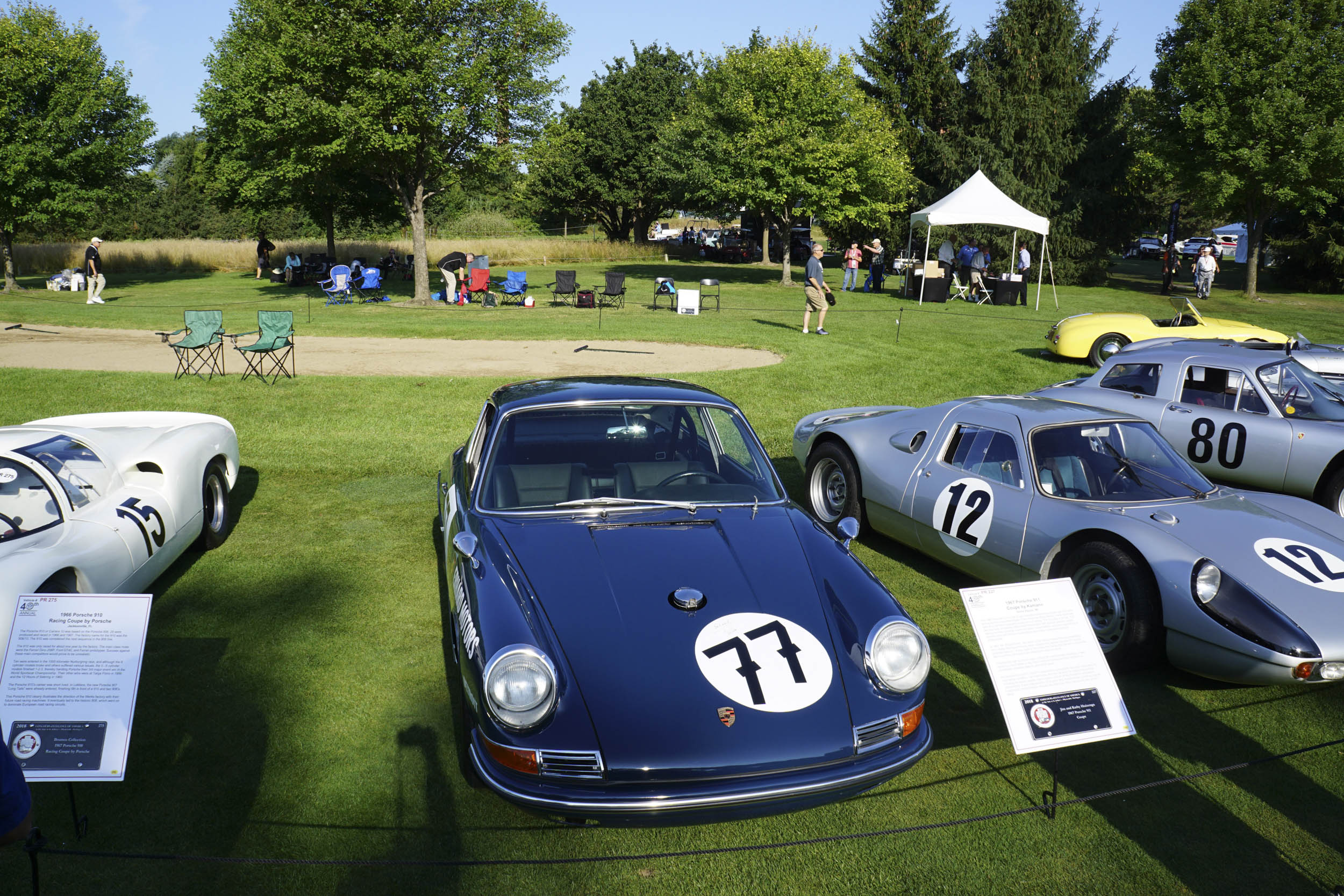 1967 Porsche 911 Coupe by Kamann front