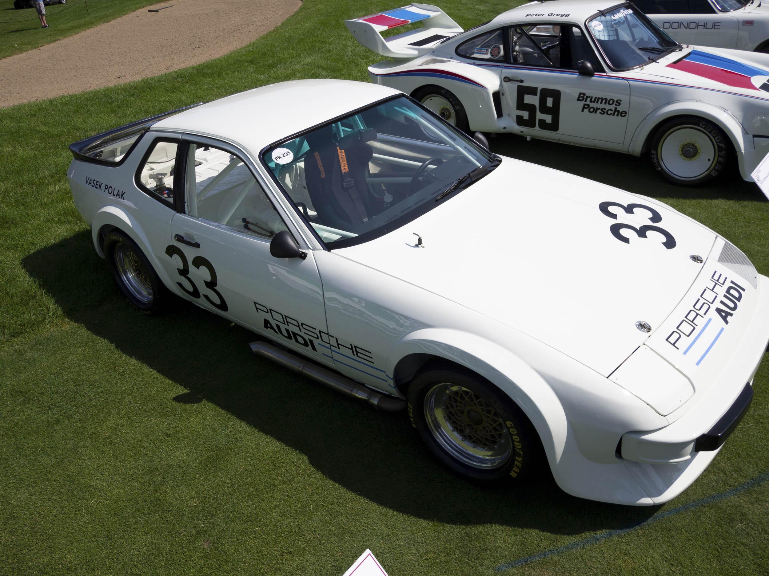 1979 Porsche 924 D Production (933)