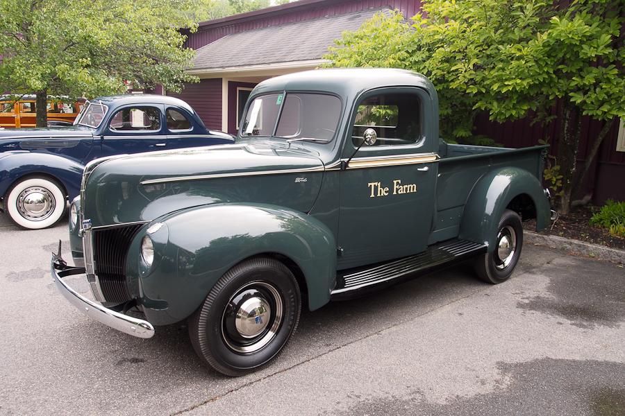1940 Ford Model 01C Pickup