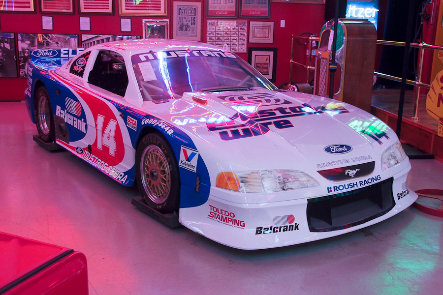 1995 Ford Roush Mustang Trans Am Coupe