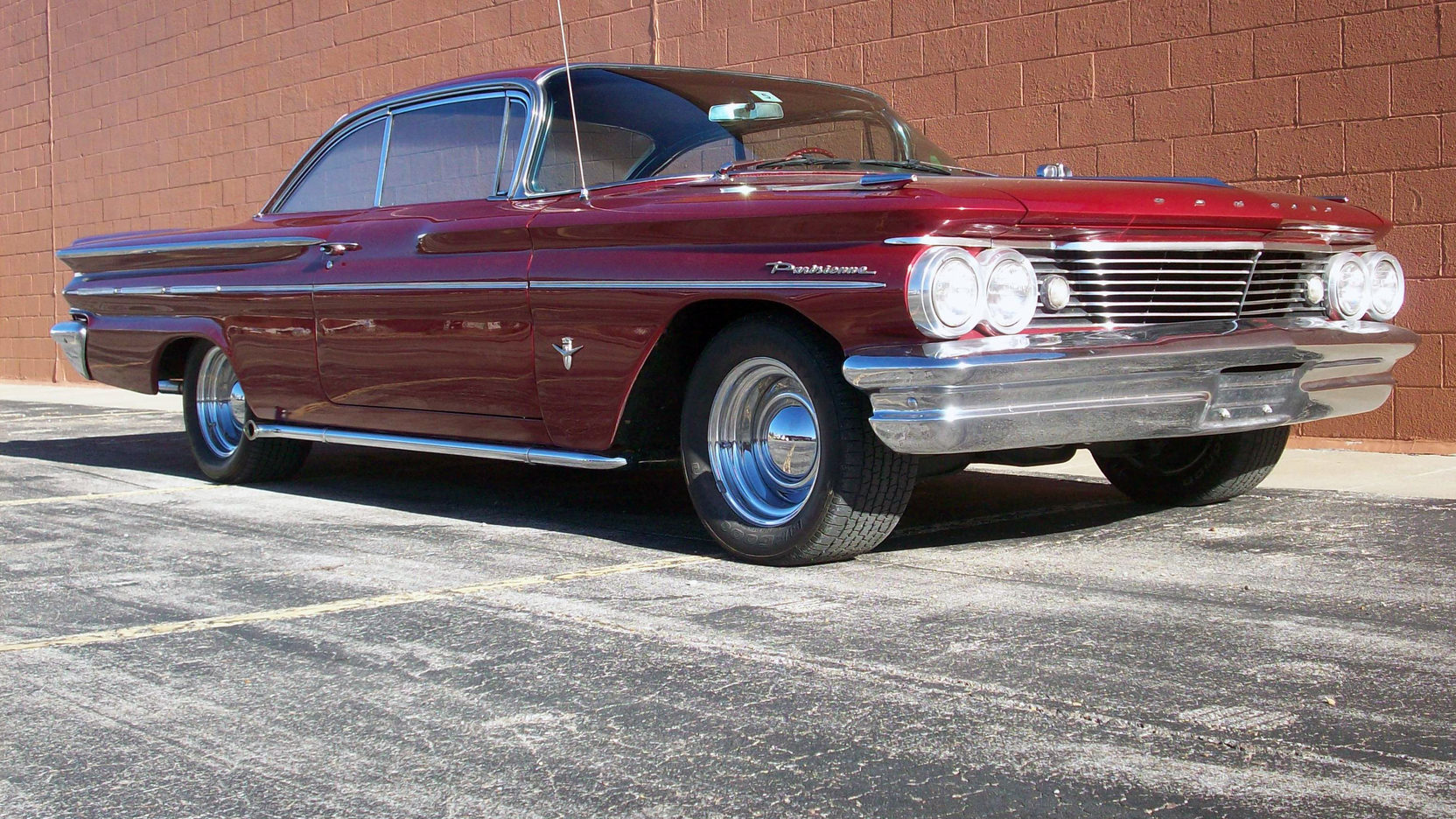 1960 Pontiac Parisienne canada muscle car