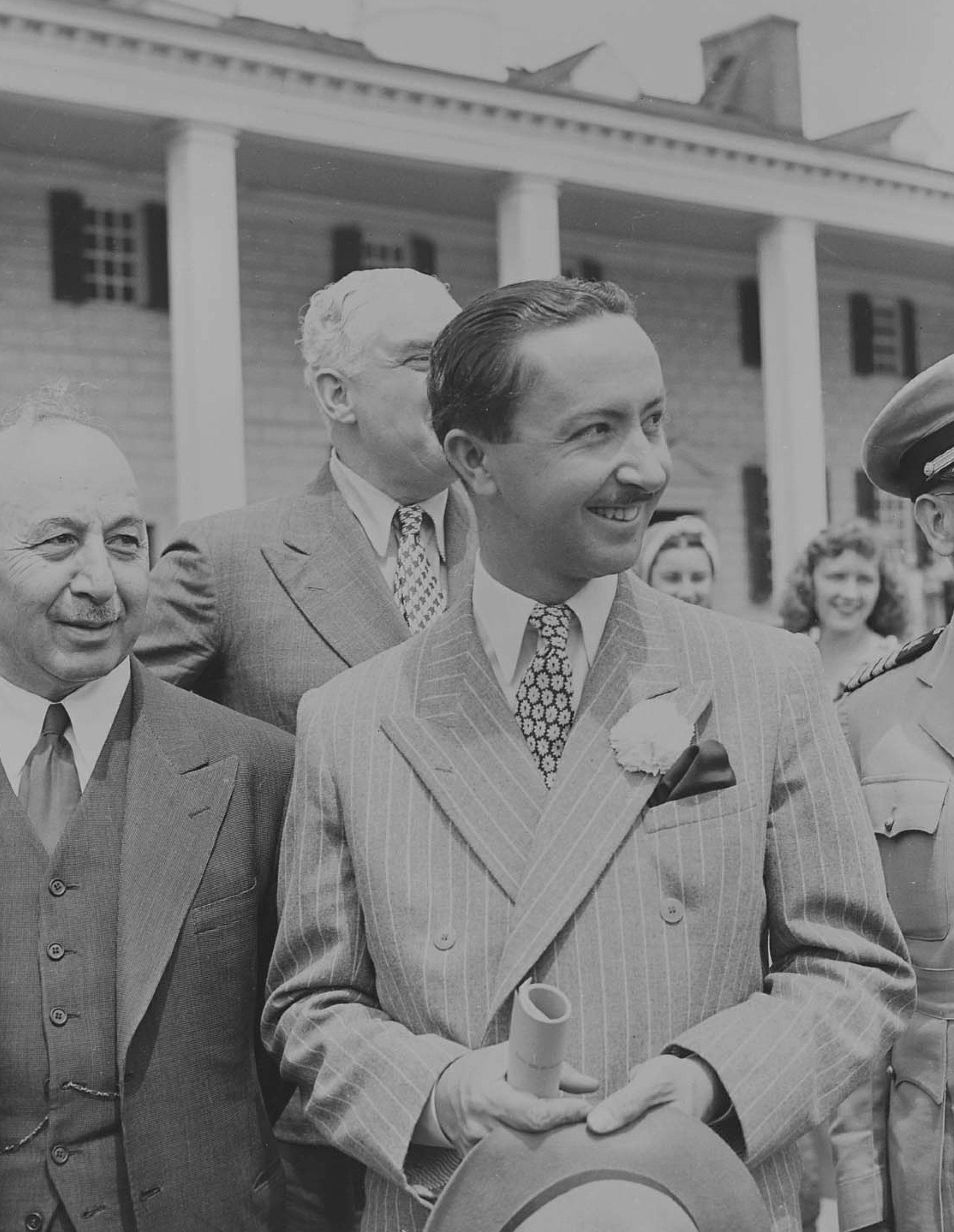 Prince Abd al-llah black and white photo