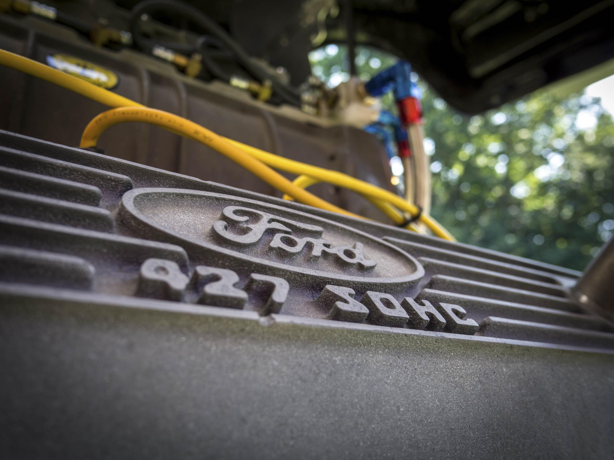 Ford 427 drag engine