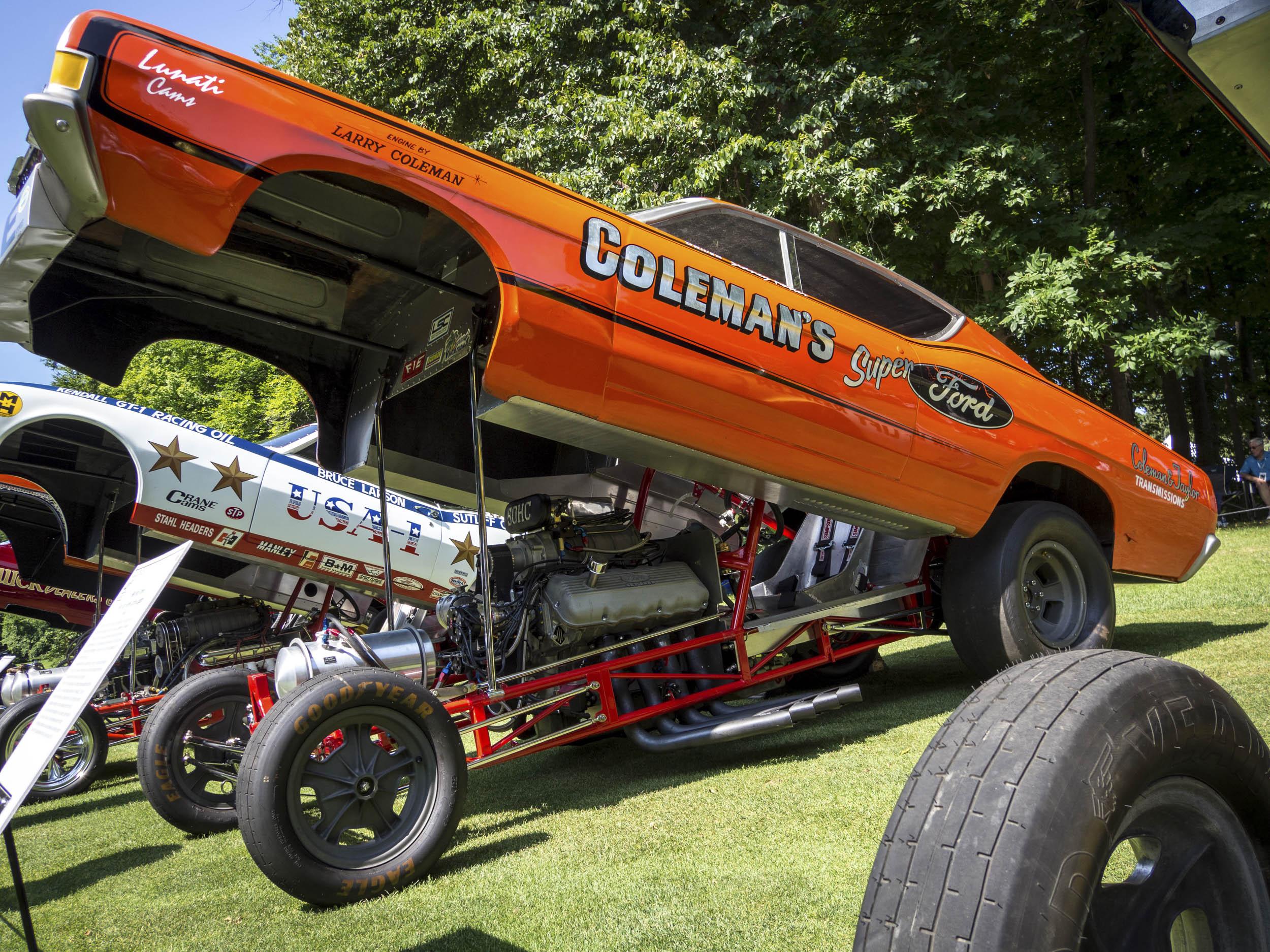 1968 Ford Torino Funny Car