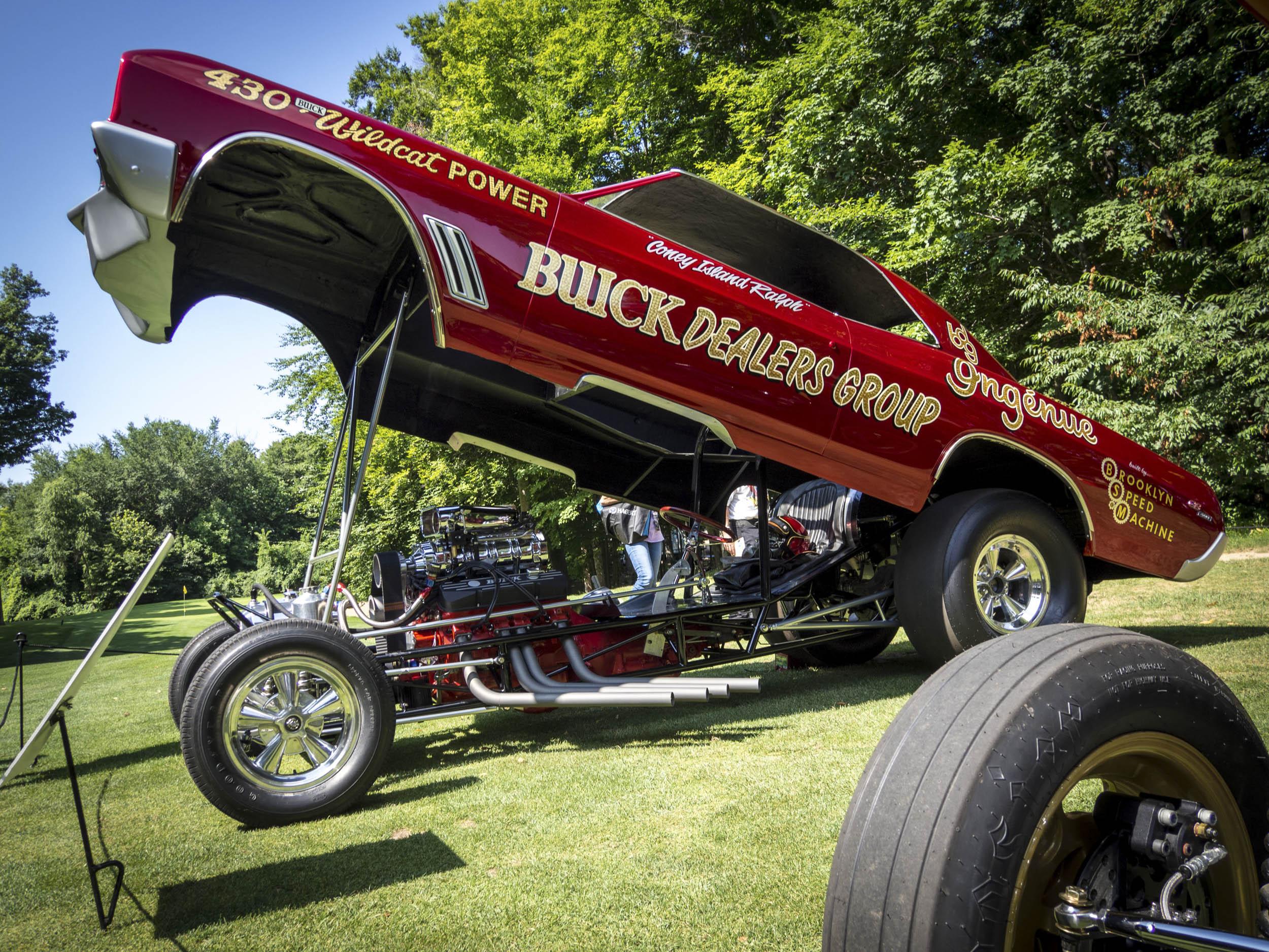 1967 Buick Gran Sport Funny Car