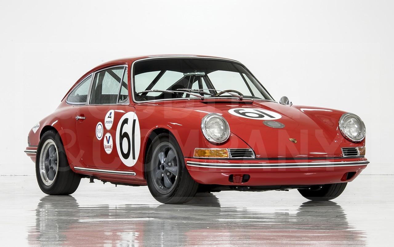 1965 Porsche 911 Race Car