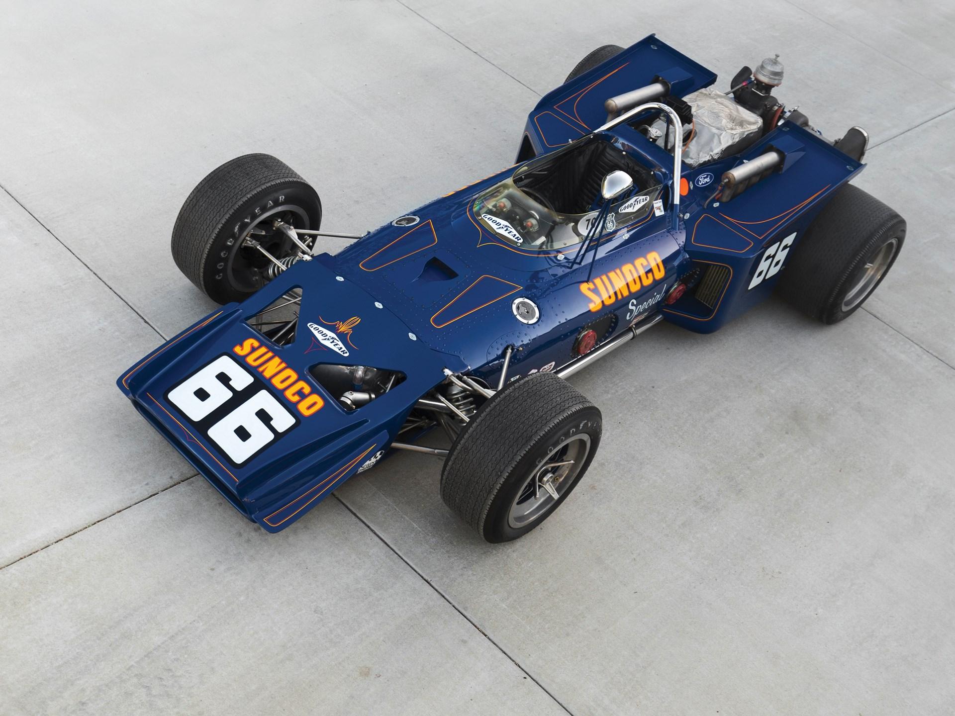 1970 Lola T153