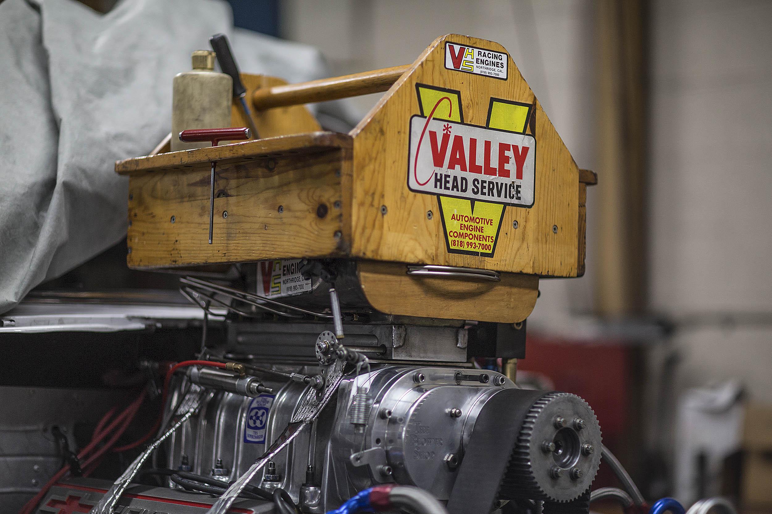 carburetor tool box