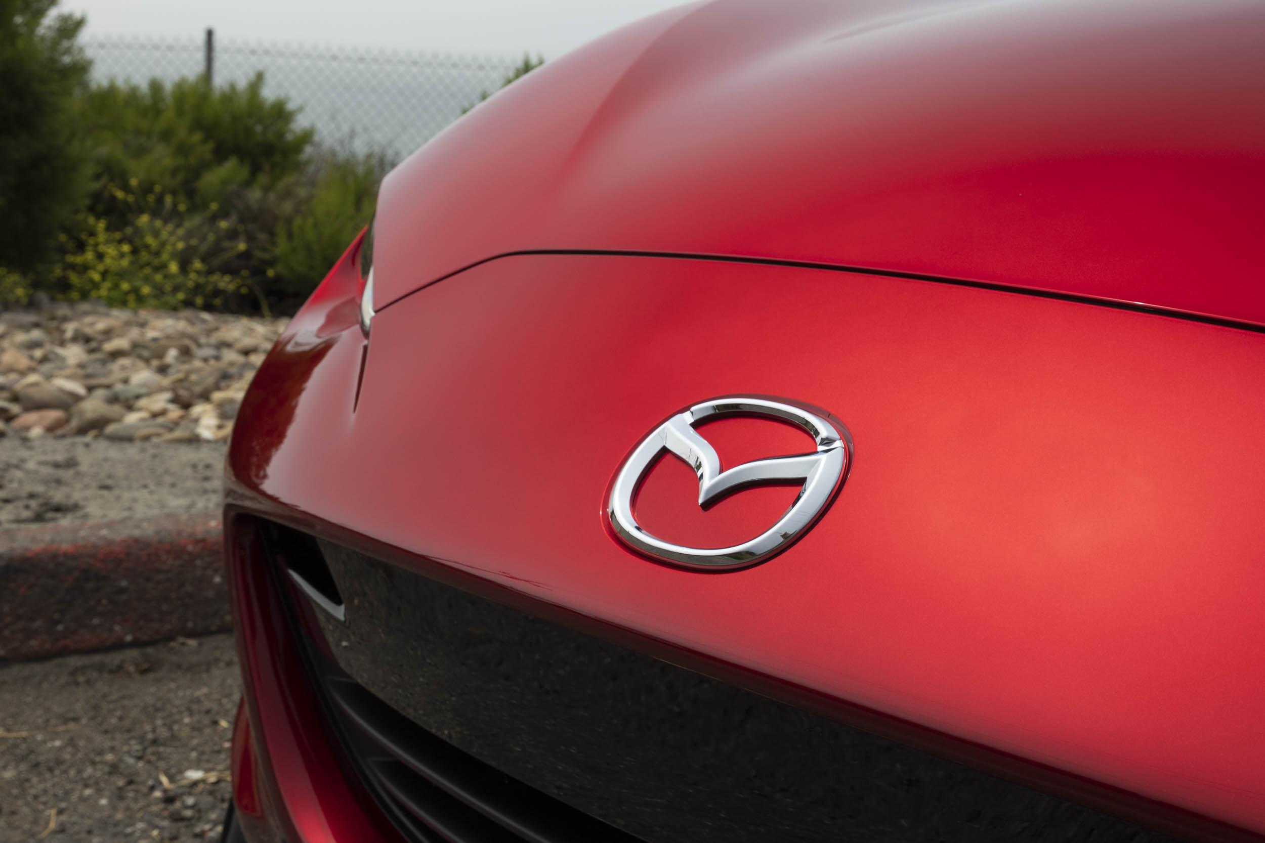 Mazda MX-5 Miata badge