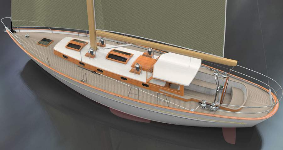 Italmas Vandam custom boats