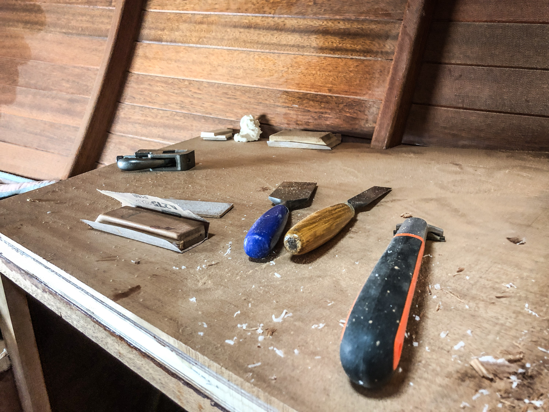 Vandam woodworking tools