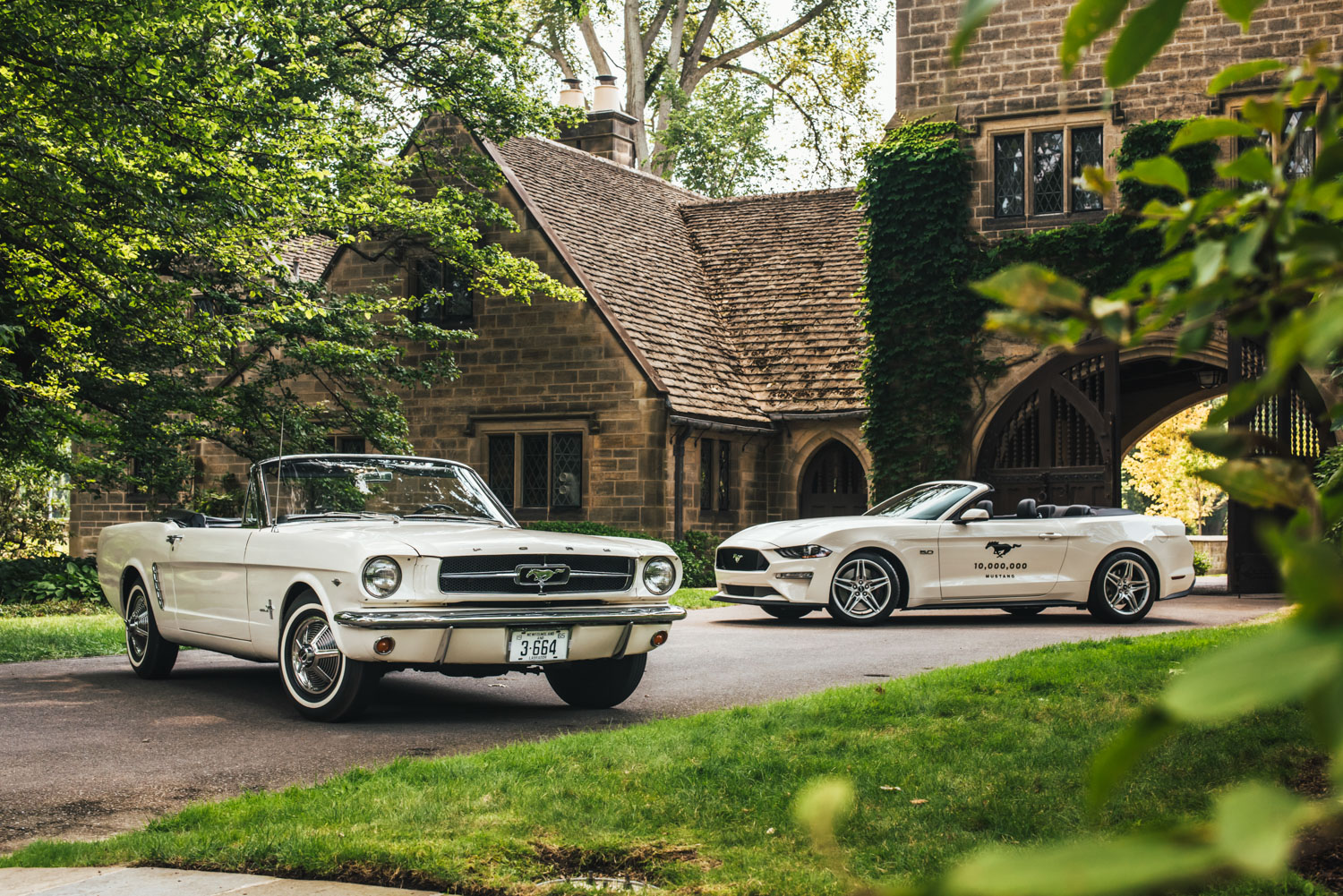 Mustang 001 and 10 million