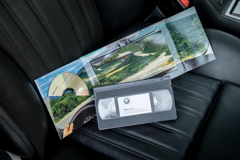 2002 m5 VHS